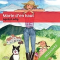 Couverture Marie d'en haut Editions Audible Studios 2016