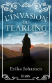 Couverture La trilogie du Tearling, tome 2 : L'invasion du Tearling / Révolte de feu Editions JC Lattès 2017