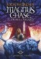 Couverture Magnus Chase et les Dieux d'Asgard, tome 1 : L'Épée de l'été Editions Montena (Serie Infinita) 2016