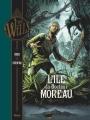 Couverture L'île du docteur Moreau (BD) Editions Glénat 2017