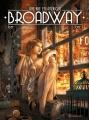 Couverture Une rue en Amérique : Broadway, tome 1 Editions Quadrants 2014