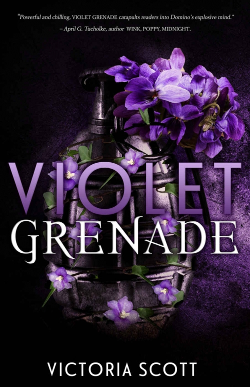 Couverture Violet Grenade