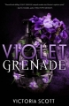 Couverture Violet Grenade Editions Entangled Publishing 2017