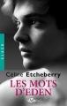 Couverture Les mots d'Eden, intégrale Editions Milady (Romance - Slash) 2017