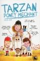 Couverture Tarzan : Poney méchant Editions Poulpe fictions 2017