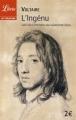 Couverture L'Ingénu suivi de L'homme aux quarante écus Editions Librio (Littérature) 2014