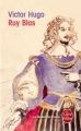 Couverture Ruy Blas Editions Le Livre de Poche (Théâtre de poche) 2015