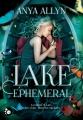 Couverture Lake ephemeral Editions du Chat Noir (Cheshire) 2017