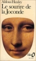 Couverture Le sourire de la Joconde Editions Folio  1981
