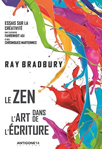 Couverture Le Zen dans l'art de l'écriture