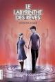 Couverture Le labyrinthe des rêves, tome 3 : Le grand soulèvement Editions La courte échelle (Roman jeunesse) 2015