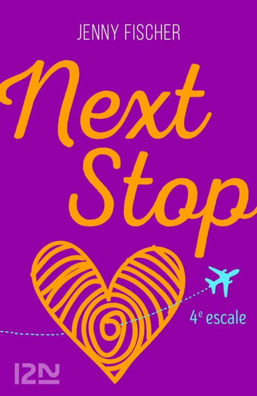Couverture Next stop, tome 4
