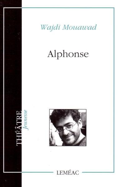 Couverture Alphonse