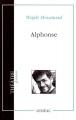 Couverture Alphonse Editions Leméac (Théâtre) 2008