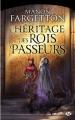 Couverture L'héritage des rois-passeurs Editions Milady 2016