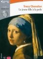 Couverture La Jeune Fille à la perle Editions Gallimard  (Écoutez lire) 2016