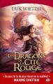Couverture Les dragons de la cité rouge Editions Milady 2015