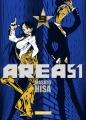 Couverture Area 51, tome 09 Editions Casterman (Sakka) 2016
