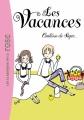 Couverture Les vacances Editions Hachette (Les classiques de la rose) 2016
