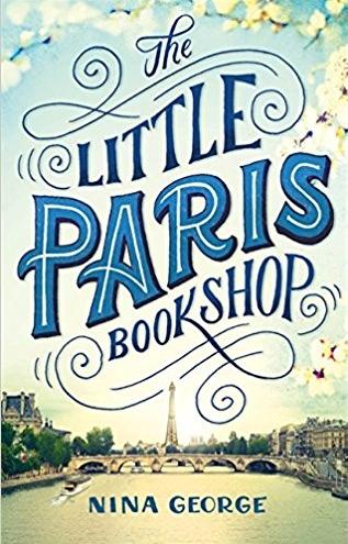 Couverture The Little Paris Bookshop