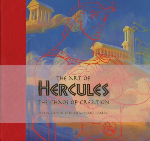 Couverture The Art of Hercules: The Chaos of Creation