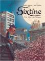 Couverture Sixtine, tome 1 : L'or des Aztèques Editions de la Gouttière 2017
