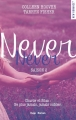 Couverture Never never, tome 2 Editions Hugo & cie (Blanche - New romance) 2016