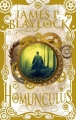 Couverture Homunculus Editions Bragelonne (Steampunk) 2016