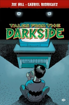 Couverture Tales from the Darkside