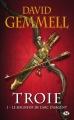 Couverture Troie, tome 1 : Le seigneur de l'arc d'argent Editions Milady (Fantasy) 2016