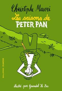 Couverture Les saisons de Peter Pan