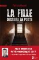 Couverture La fille derrière la porte Editions Les Nouveaux auteurs 2017