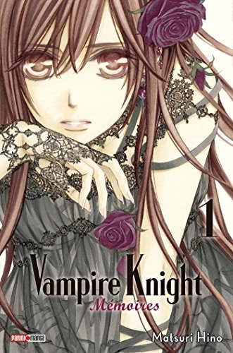 Couverture Vampire knight : Mémoires, tome 1