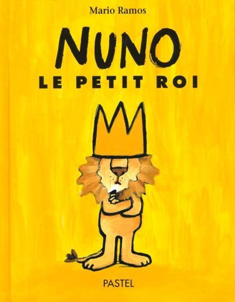 Couverture Nuno le petit roi