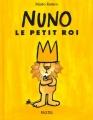 Couverture Nuno le petit roi Editions L'École des loisirs (Pastel) 2000