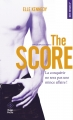 Couverture Off-campus, tome 3 : The score Editions Hugo & cie (Poche - New romance) 2017