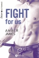 Couverture Fight for us Editions Addictives (Adult romance) 2017