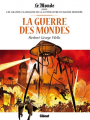 Couverture La guerre des mondes Editions Glénat (Les incontournables de la littérature en BD) 2017