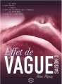 Couverture Effet de vague, tome 3 Editions Addictives (Luv) 2017