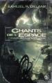 Couverture Chants de l'espace Editions Bragelonne 2008