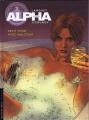 Couverture Alpha, tome 12 : Petit tour avec Malcolm Editions Le Lombard (Troisième vague) 2013