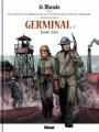 Couverture Germinal, tome 1 Editions Glénat 2017