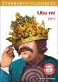 Couverture Ubu roi Editions Flammarion (GF - Etonnants classiques) 2016