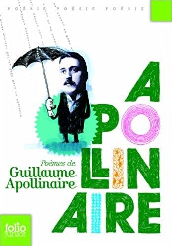 Couverture Poèmes de Guillaume Apollinaire