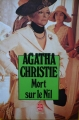 Couverture Mort sur le Nil Editions Le Livre de Poche 1982