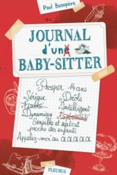Couverture Journal d'un baby-sitter