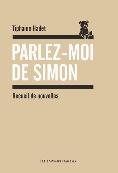 Couverture Parlez-moi de Simon