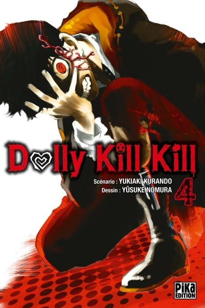 Couverture Dolly kill kill, tome 4