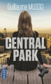 Couverture Central park Editions Pocket 2016