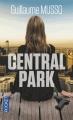 Couverture Central park Editions Pocket 2016